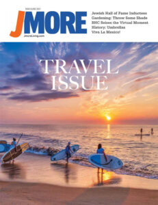 JMORE.. May / June 2021 Cover